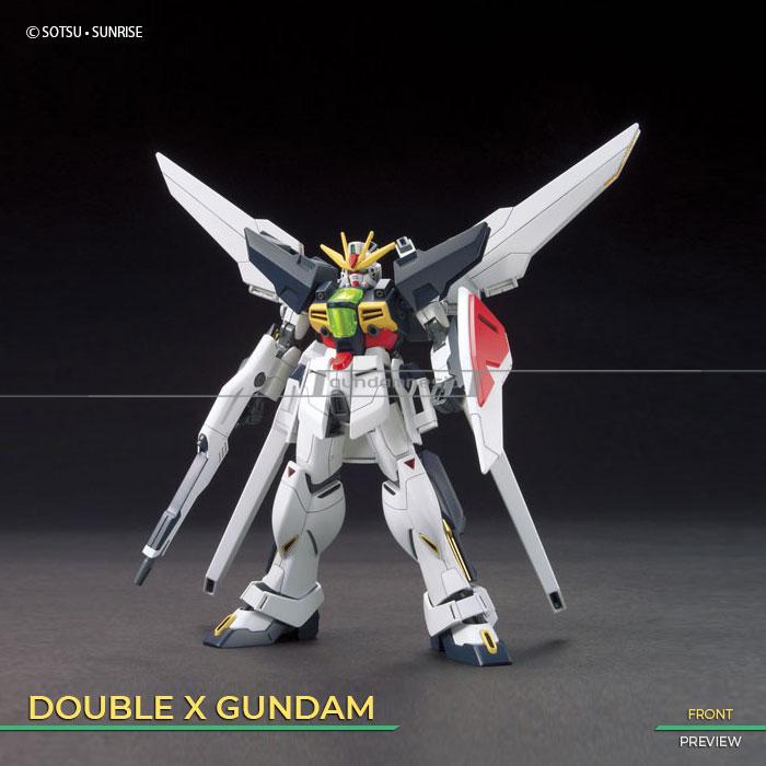 15+ Gundam X Hg Illustration 16